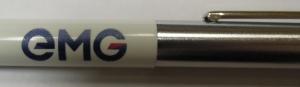 Брендирование ручки. Полноцветная печать