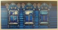 Яркая цветная печать на керамической плитке