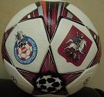 Прямая печать на поверхности мяча, полноцветный логотип