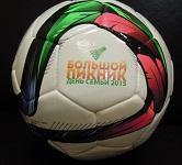 Качественная печать на мяче