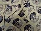 печать изображения на упаковке презерватива