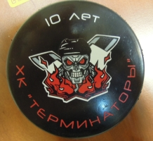 Шайбы с логотипом
